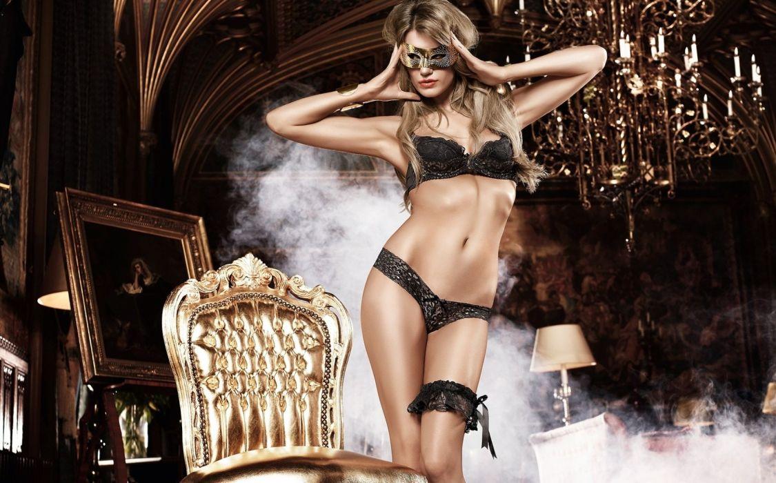 Elle Liberachi Glamour Photography Pulsarmedia Wallpaper wallpaper