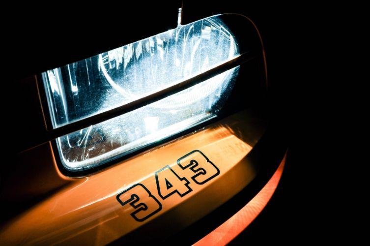 ford mustang light sallen car wallpaper