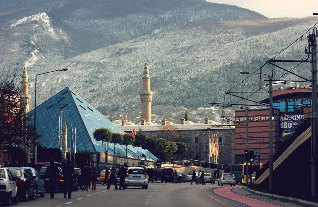 Mountain Bursa Turkey Wallpaper