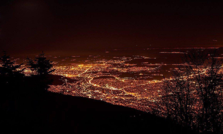 Beautiful Views Of Nature At Night
