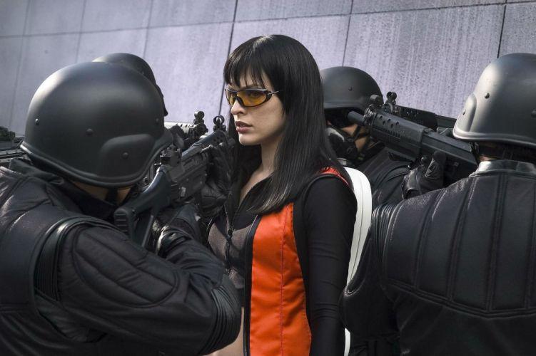 ULTRAVIOLET action sci-fi fighting futuristic superhero milla jovovich action horror thriller 1ultraviolet warrior weapon gun wallpaper