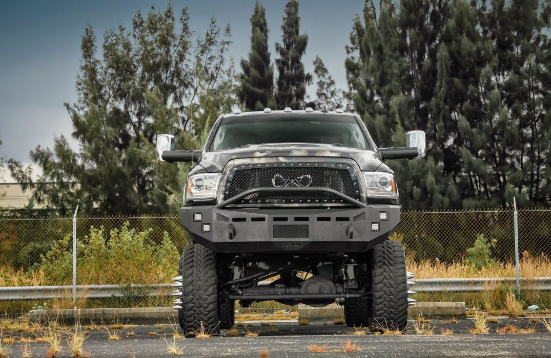 Ford F350 super Duty truck pickup cars black tuning wallpaper