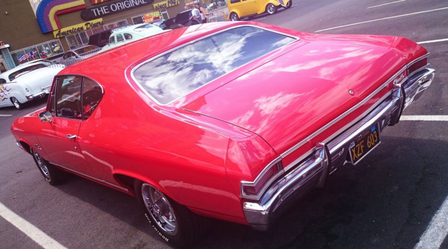 chevelle chevrolet chevy malibu cars muscle vintage el camino usa coupe wallpaper