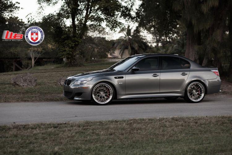 2014 hre BMW E60 M5 supercars wheels wallpaper