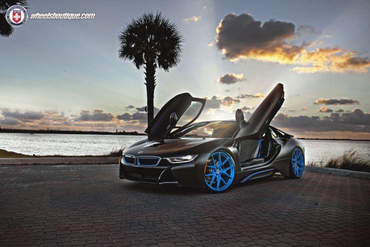 2014 hre BMW i8 supercars wheels wallpaper