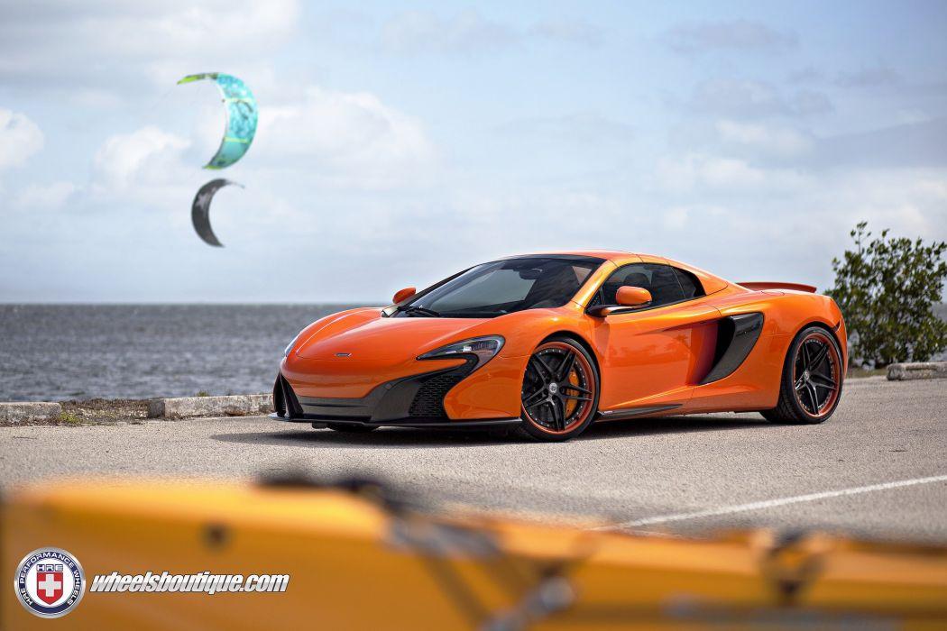 2014 hre McLaren 650S supercars wheels wallpaper