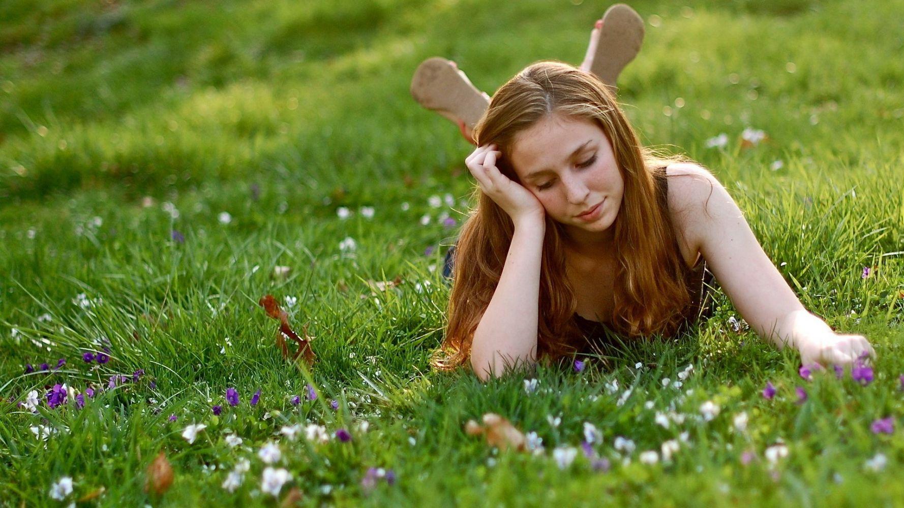 Тинейджеры на природе, Русская молодежь на природе - лучшее порно видео на 1 фотография