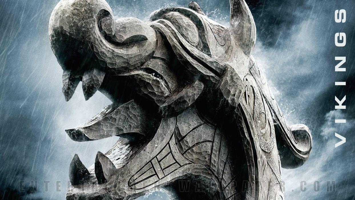 Vikings Action Drama History Fantasy Adventure Series