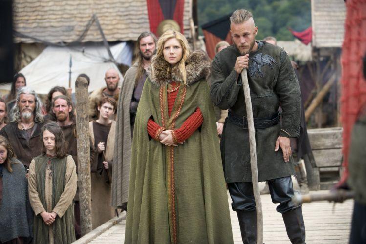 VIKINGS action drama history fantasy adventure series 1vikings viking warrior wallpaper
