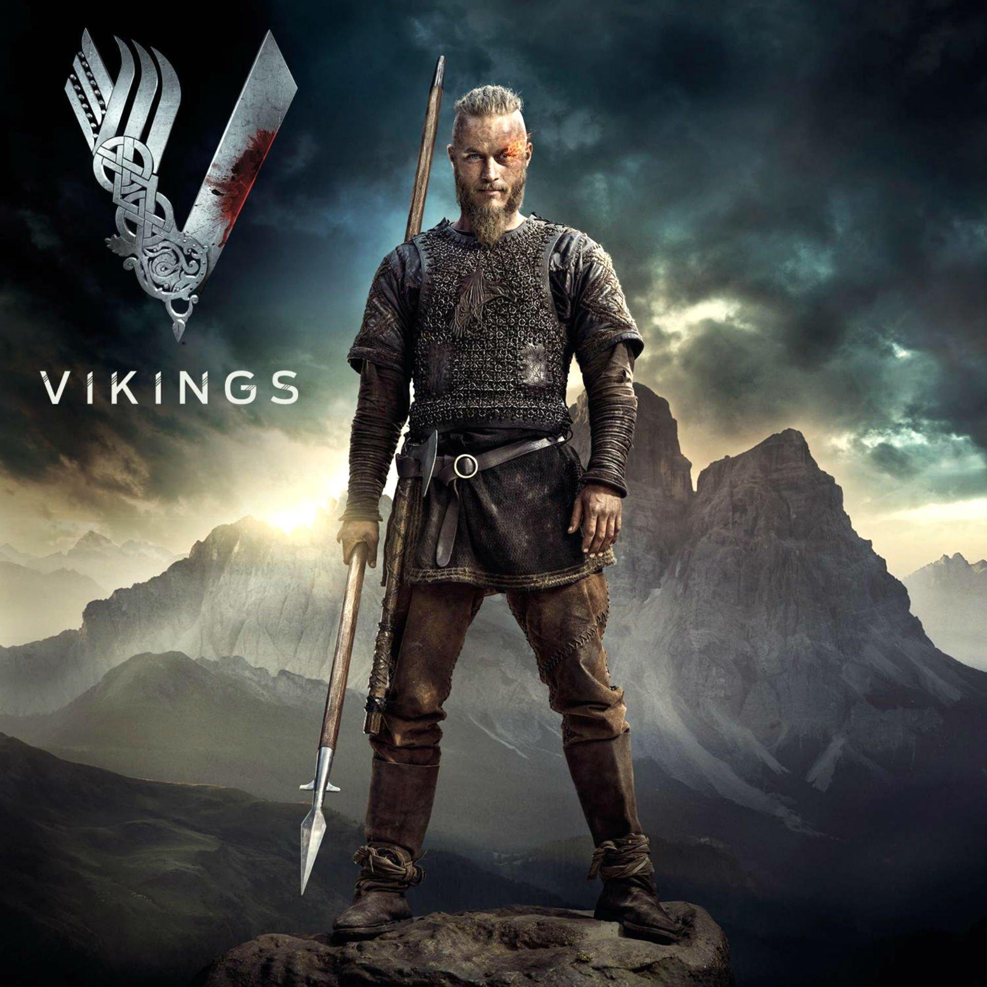 VIKINGS action drama history fantasy adventure series ...