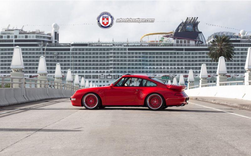911 993 hre Porsche Supercar Tuning Turbo wheels wallpaper