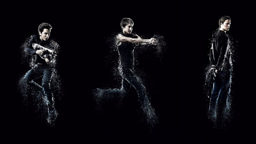 INSURGENT action adventure sci-fi fantasy series 1insurgent divergent weapon gun wallpaper