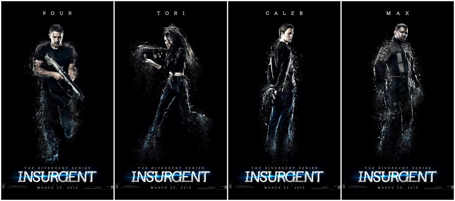 INSURGENT action adventure sci-fi fantasy series 1insurgent divergent weapon gun poster wallpaper