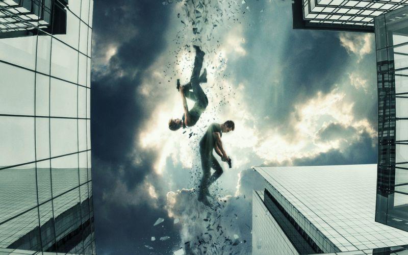 INSURGENT action adventure sci-fi fantasy series 1insurgent divergent poster wallpaper