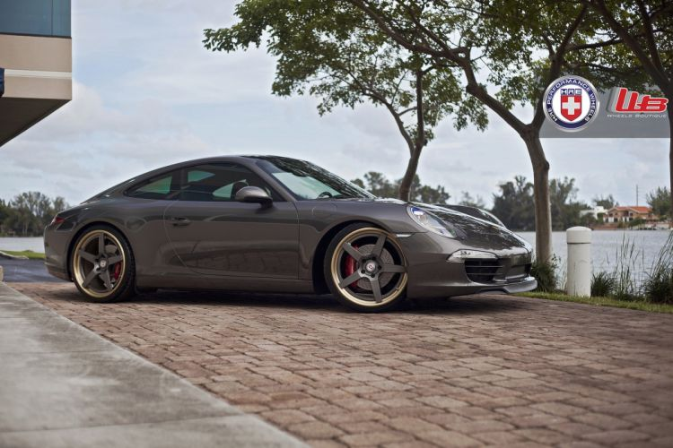 Porsche 991s coupe hre wheels tuning cars wallpaper