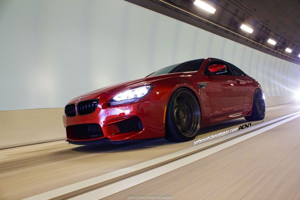 Bmw M6 Coupe Adv1 Wheels Tuning Cars Wallpaper 1600x1067 579240 Wallpaperup