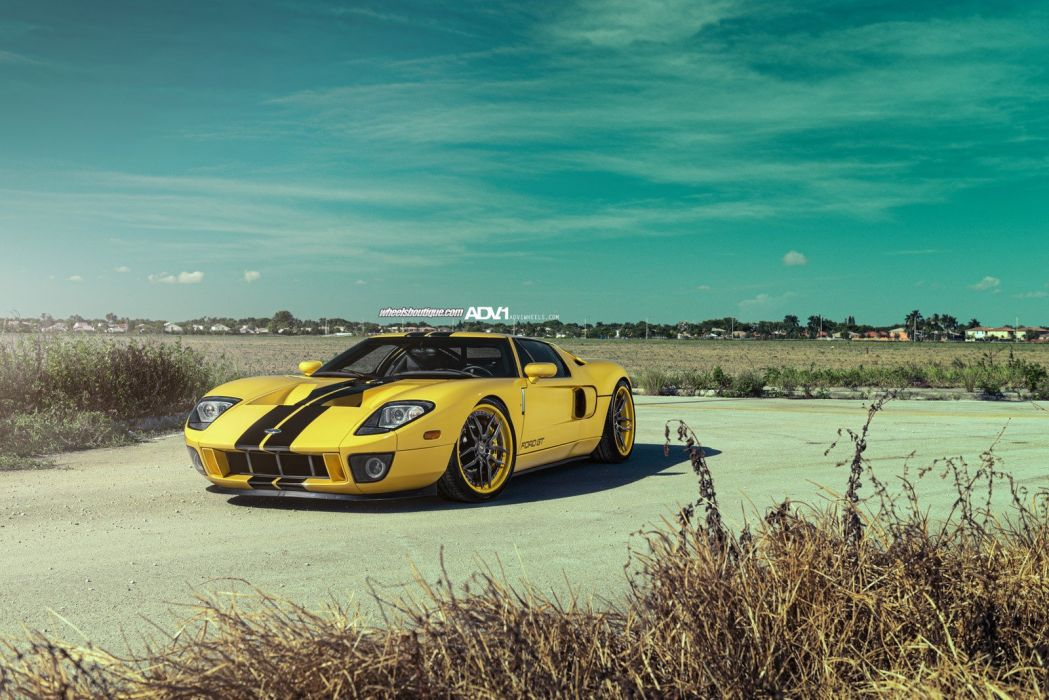 ford gt 40 coupe adv1 wheels tuning cars wallpaper