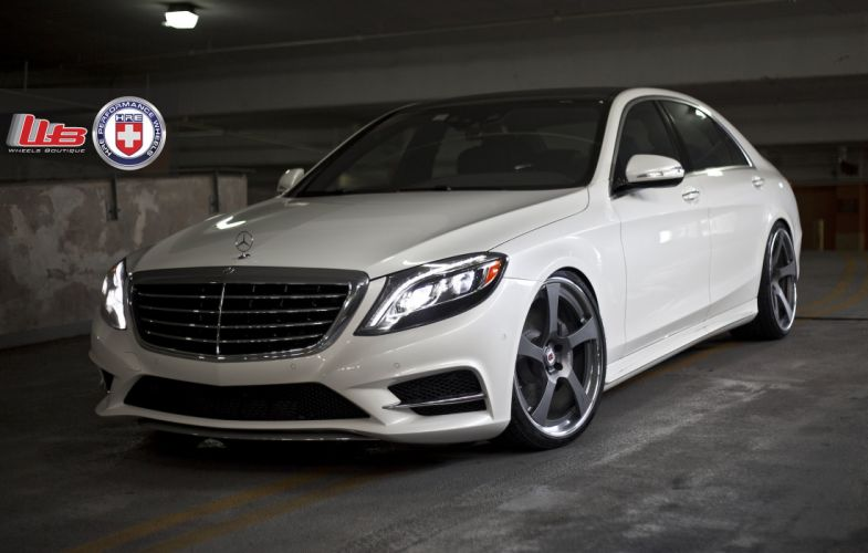 Mercedes S550 hre cars Tuning wheels cars wallpaper