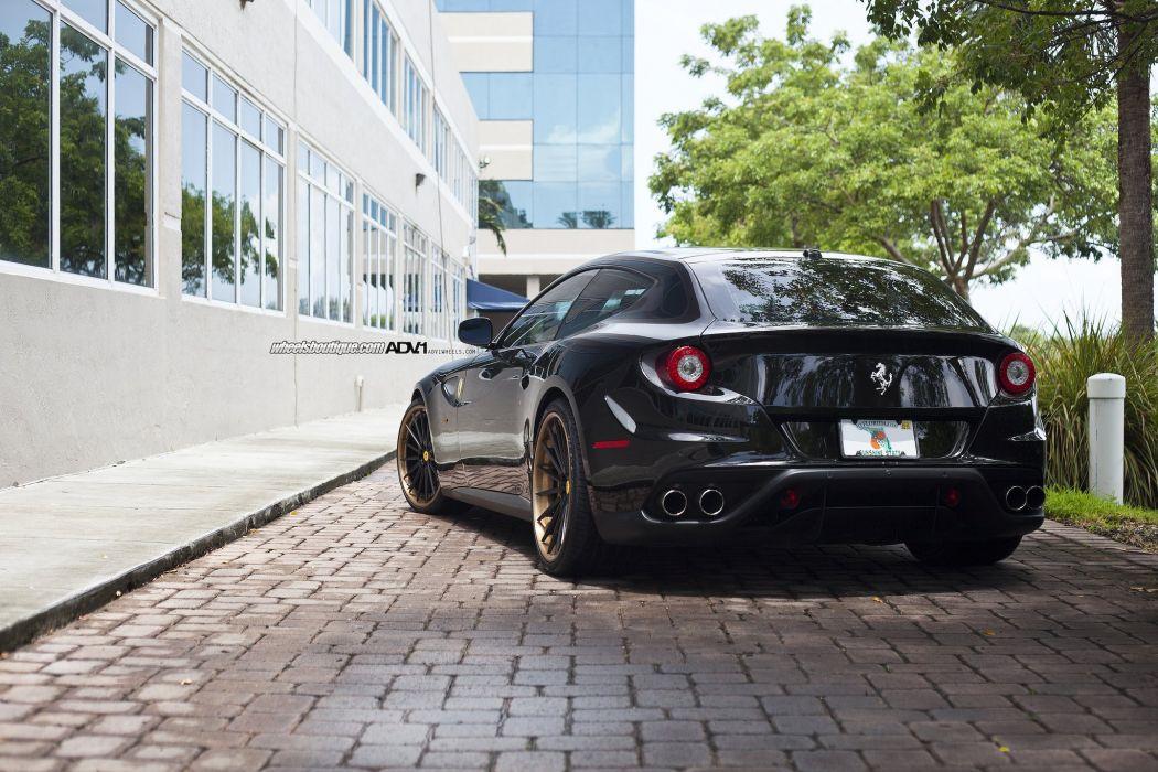 Ferrari ff coupe 2+2 adv1 cars Tuning wheels cars wallpaper