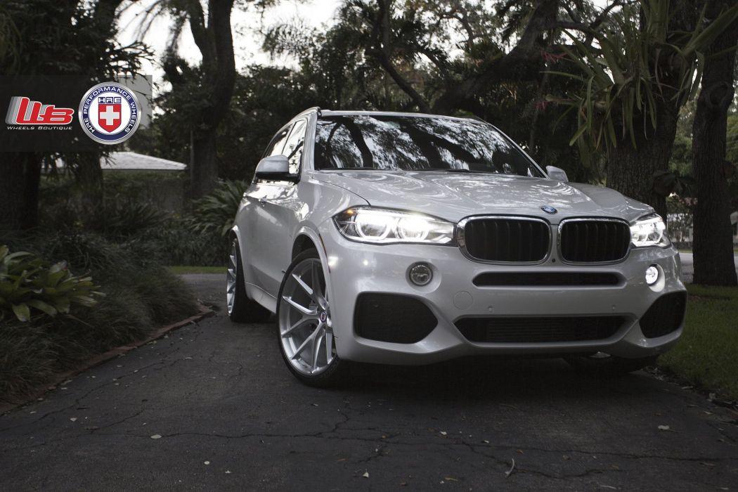 BMW X5 hre cars Tuning wheels cars suv wallpaper