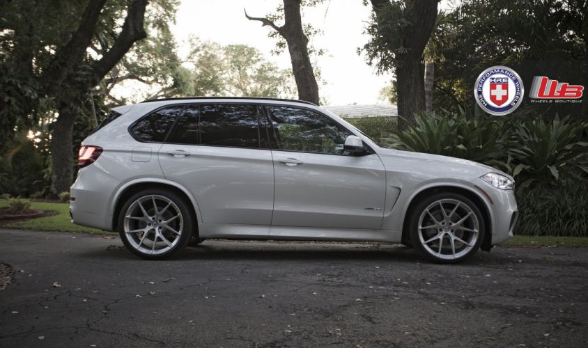 BMW X5 hre cars Tuning wheels cars suv wallpaper