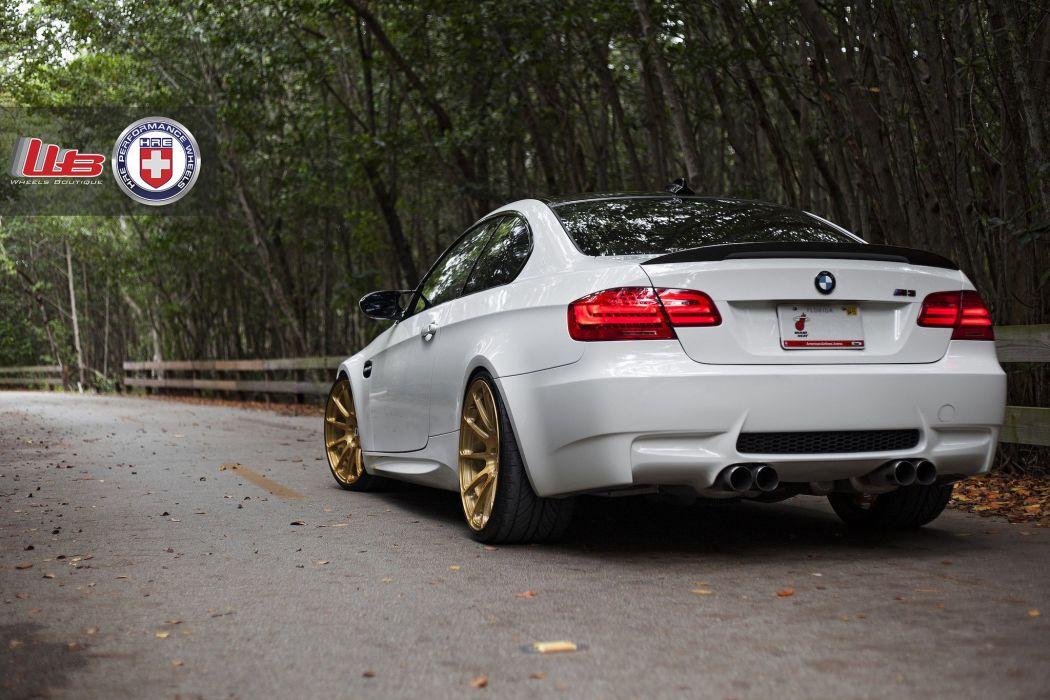 BMW E90 M3 HRE cars Tuning wheels cars suv wallpaper