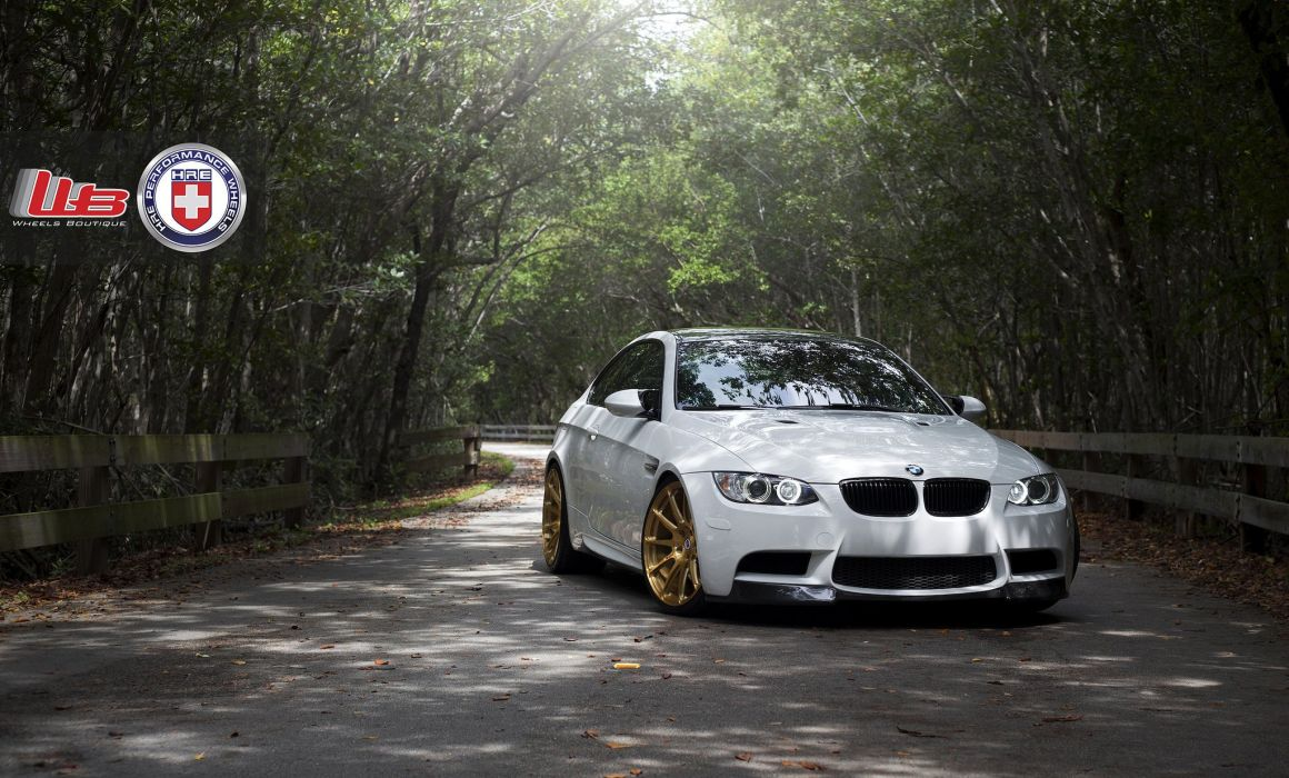 BMW E90 M3 HRE cars Tuning wheels cars suv wallpaper