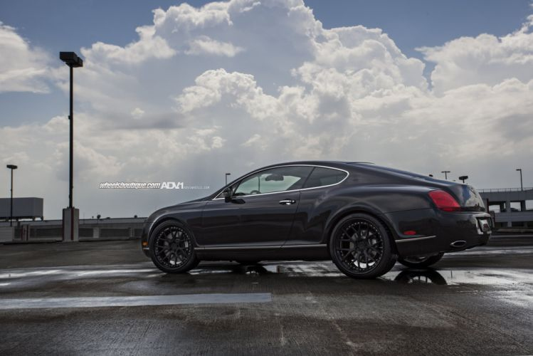 Bentley Continental GT adv1 cars Tuning wheels cars wallpaper