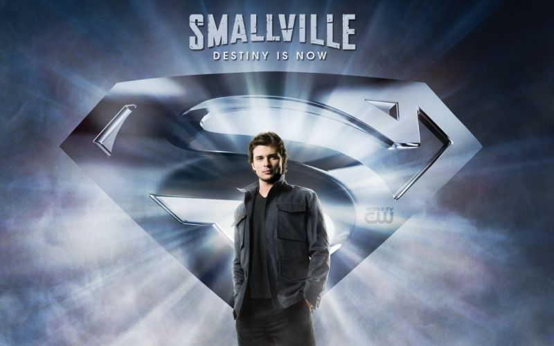 SMALLVILLE superhero series superman adventure drama romance 1smallville d-c dc-comics wallpaper