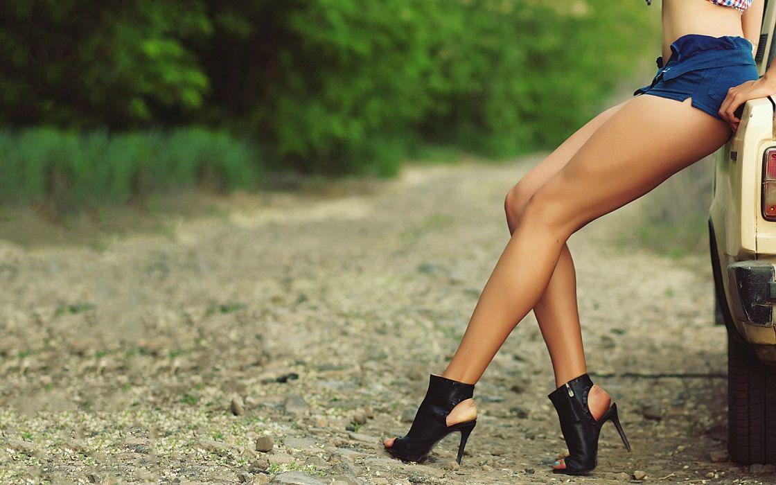 Sexy Legs wallpaper