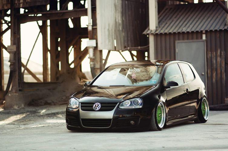 VW Golf Mk5 wallpaper