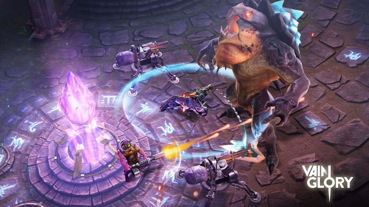 VAINGLORY moba online fighting fantasy warrior 1vainglory wallpaper
