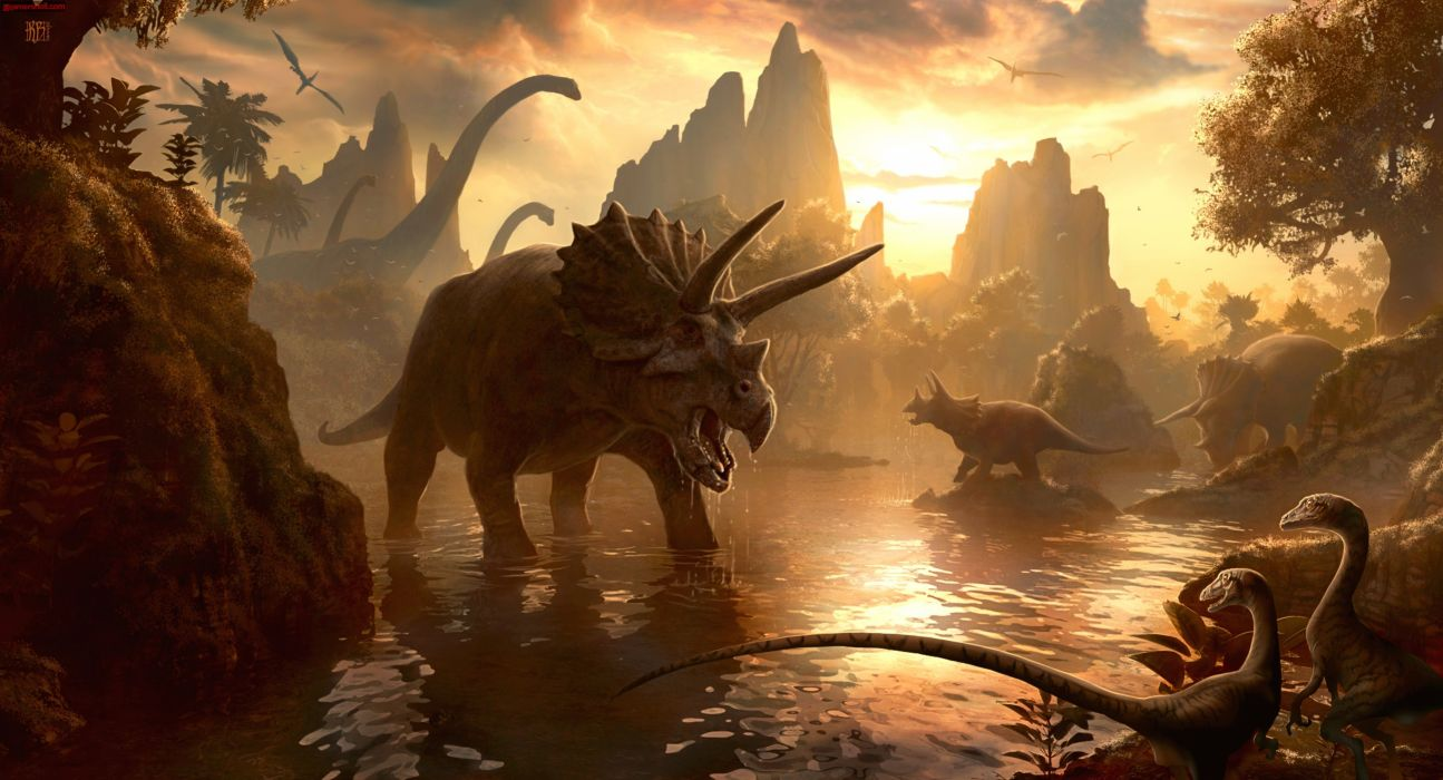CARNIVORES Dinosaur Hunters fantasy shooter hunting adventure 1dinohunter wallpaper