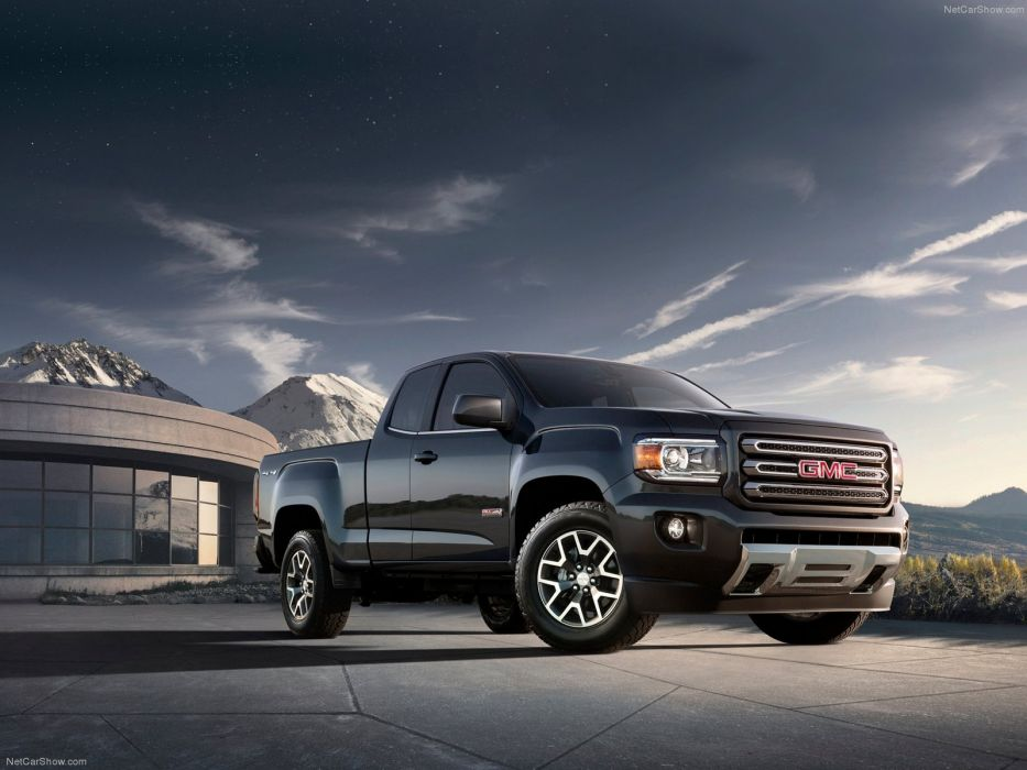 GMC Canyon truck suv cars usa wallpaper