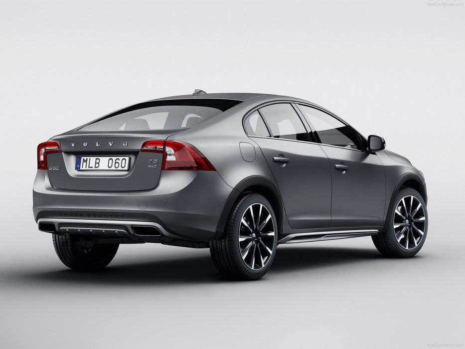 Volvo S60 Cross Country cars 2016 wallpaper
