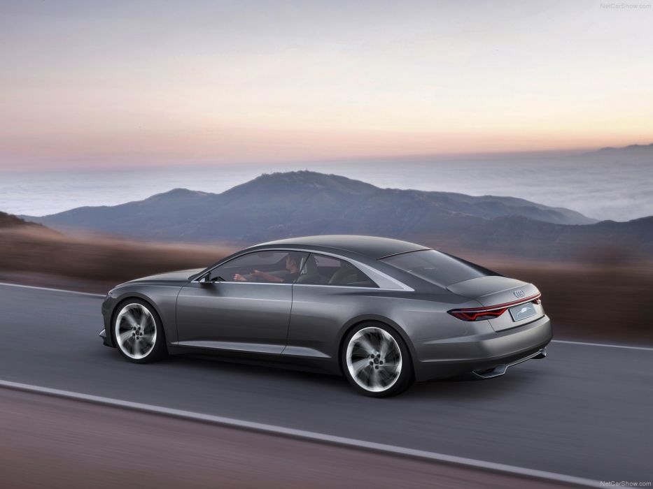 Audi Prologue Piloted Driving Concept cars 2015 wallpaper