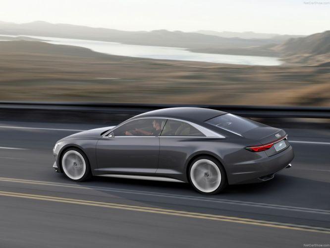 Audi Prologue Piloted Driving Concept cars 2015 wallpaper
