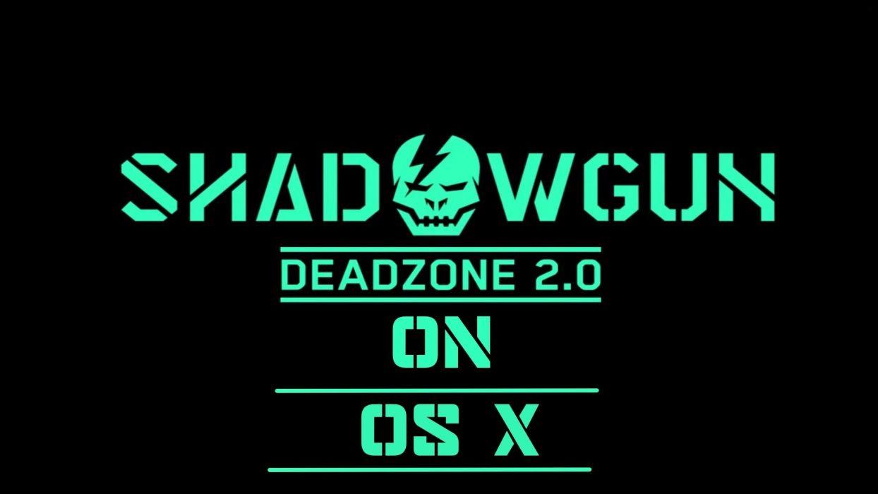SHADOWGUN sci-fi shooter mmo tps action warrior fighting 1shadowgun warrior poster wallpaper
