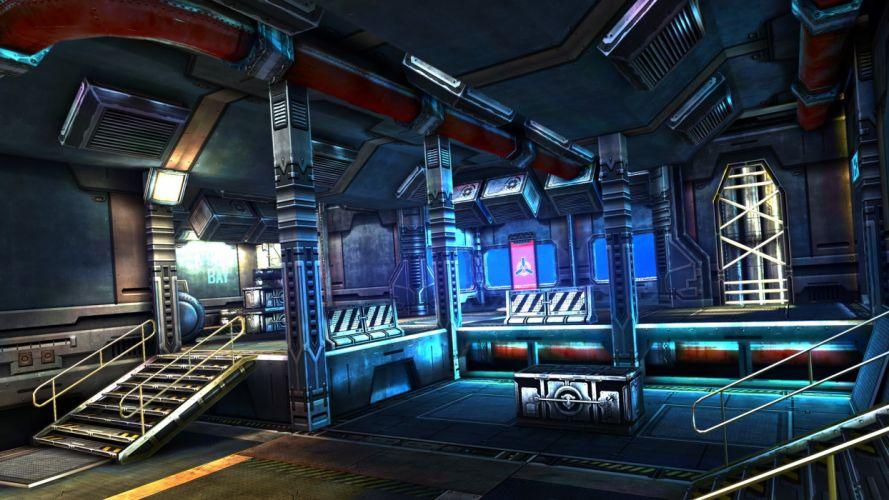 SHADOWGUN sci-fi shooter mmo tps action warrior fighting 1shadowgun wallpaper