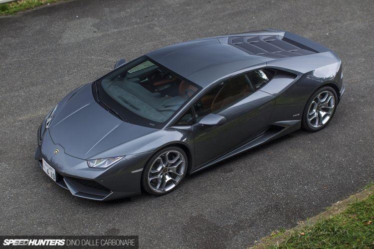2014 Lamborghini Huracan supercars cars wallpaper