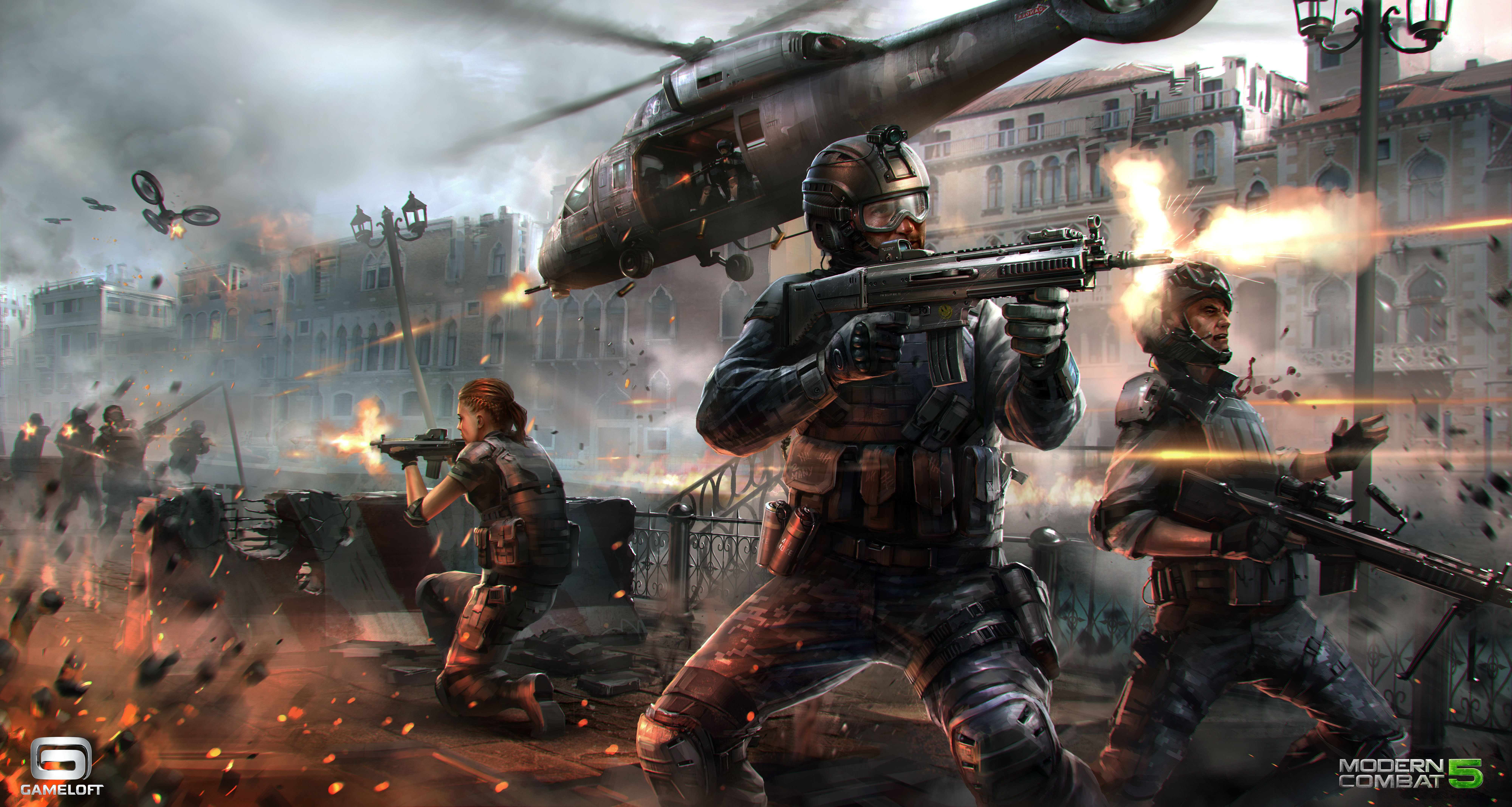 Download Best Shooting Game For Mobile