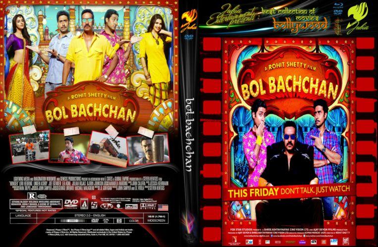 BOL BACHCHAN bollywood comedy action romance 1bachchan wallpaper