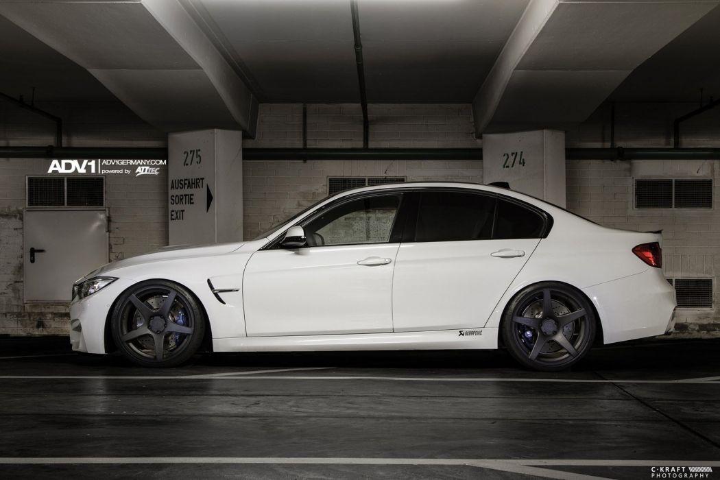 2014 ADV1 bmw m 3 wheels cars tuning wallpaper