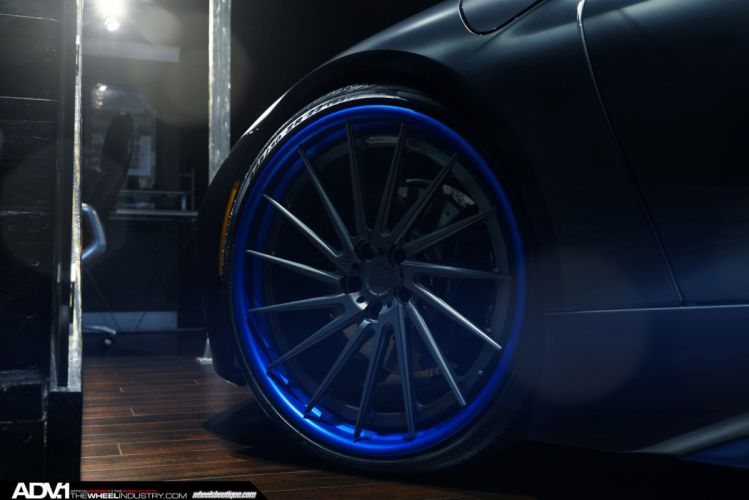 2014 ADV1 bmw I 8 wheels cars tuning wallpaper