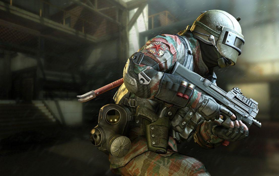 ARCTIC COMBAT shooter action sci-fi fps fighting war military 1arcticcombat warrior weapon gun wallpaper