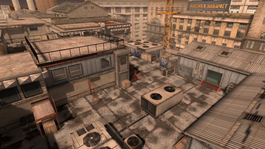 ARCTIC COMBAT shooter action sci-fi fps fighting war military 1arcticcombat city cities wallpaper