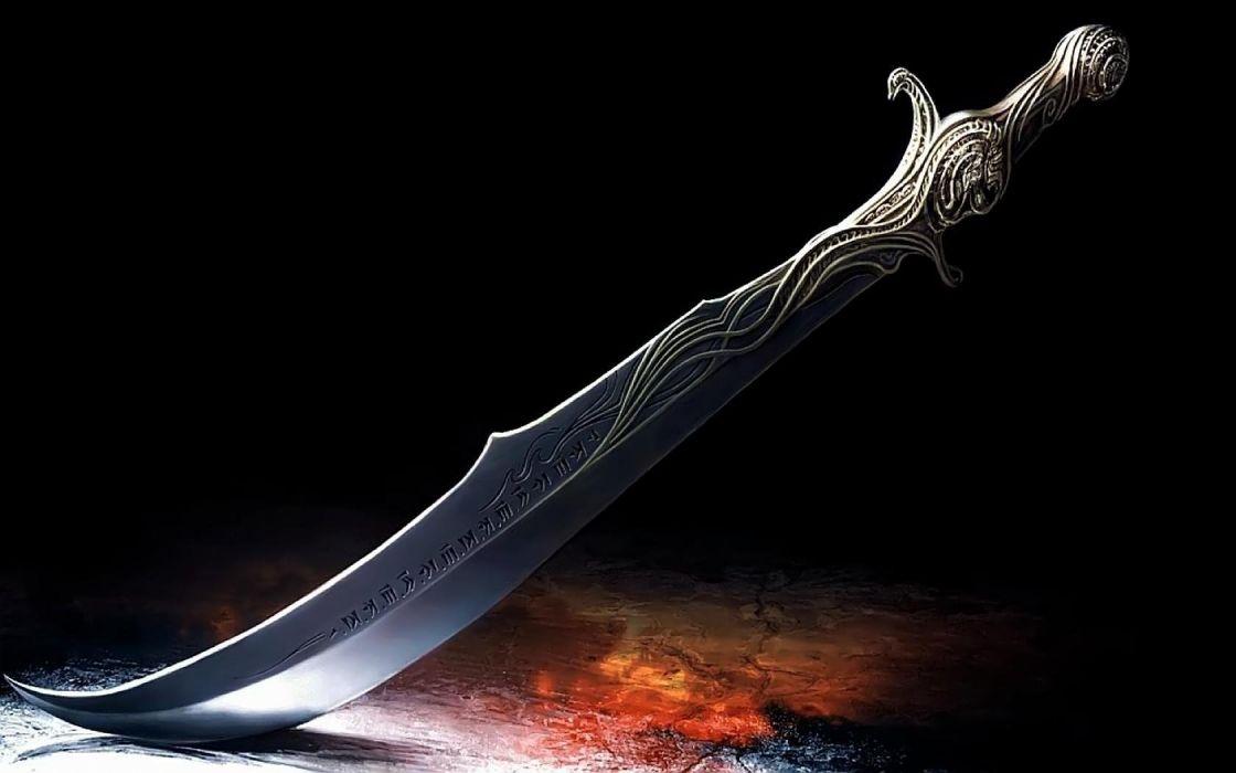 3D-graphics Great sword  wallpaper
