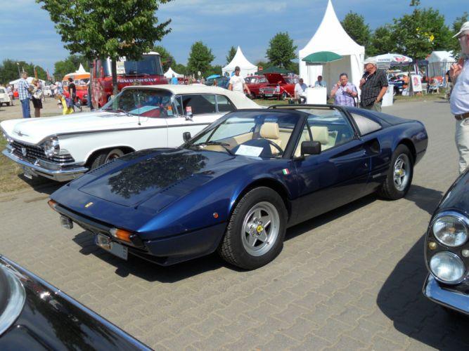 Ferrari 308 gtb gts cars coupe italia supercars wallpaper