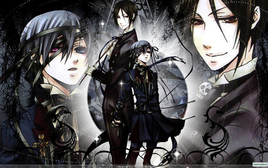 Anime Black Butler sebastian wallpaper