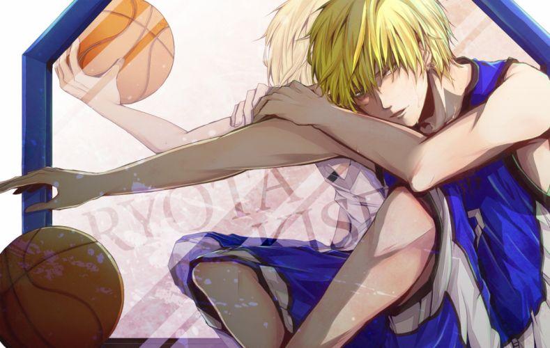 Anime Boyfriend basketball player kurokono basket series wallpaper